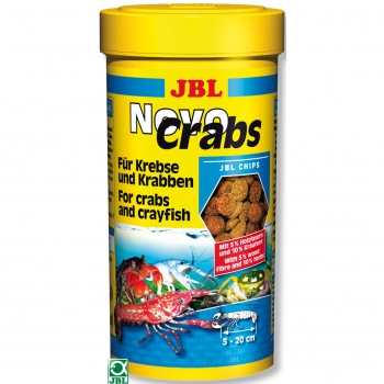 Hrana pentru pesti JBL NovoCrabs, 250 ml