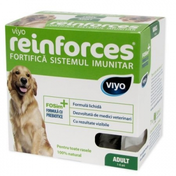 Supliment Nutritiv Viyo Reinforces Dog Adult 7 x 30 ml
