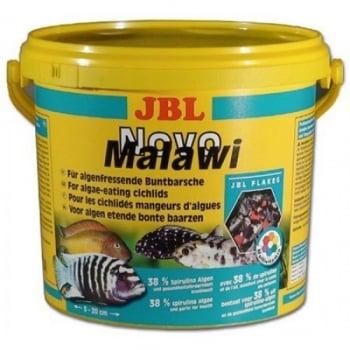 Hrana pentru pesti JBL NovoMalawi, 5.5 l