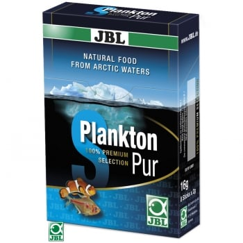 Hrana pentru pesti JBL PlanktonPur S2, 8 plicuri x 2 g