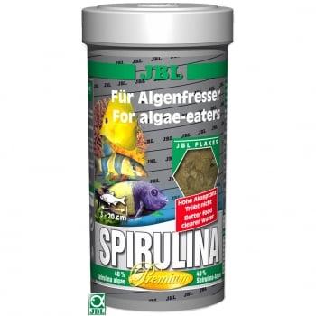 Hrana pentru pesti JBL Spirulina, 1000 ml