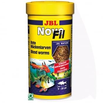 Hrana pentru pesti JBL NovoFil, 250 ml
