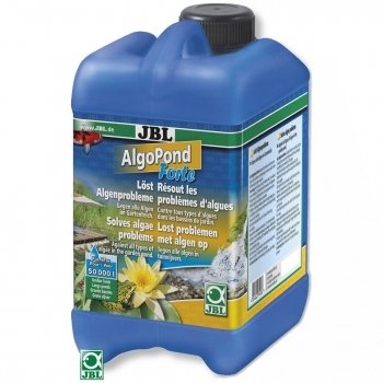 Solutie pentru iaz JBL AlgoPond Forte, 2,5 L