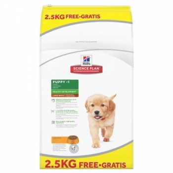 Hill's SP Canine Puppy Large Breed 11 kg + 2,5 kg GRATIS