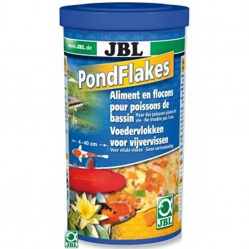 Hrana pentru pesti JBL Pond Flakes, 1 L