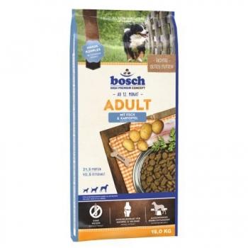 Bosch Adult Peste si Cartofi 15 kg