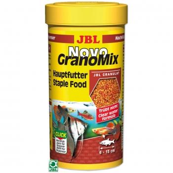 Hrana pentru pesti JBL NovoGranoMix Refill, 250 ml