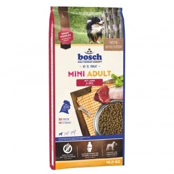 Bosch Adult Mini Miel si Orez, 15 kg