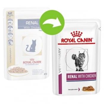 Royal Canin Felin Renal cu Pui 85 g