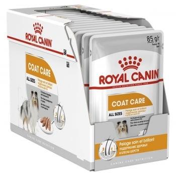 Pachet Royal Canin Coat Care Loaf, 12 X 85 g imagine