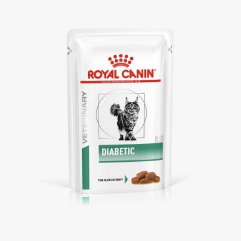 Royal Canin Diabetic Cat, Plic 85 g
