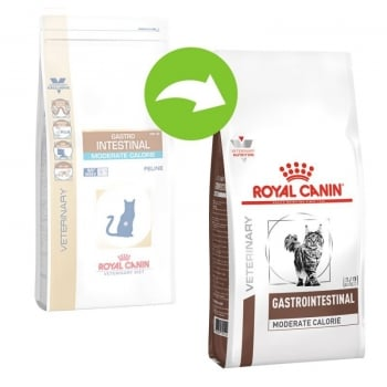 Royal Canin Gastro Intestinal Cat Moderate Calorie 4 kg