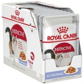 Pachet Royal Canin Adult Instinctive in Jelly, 12 x 85 g imagine