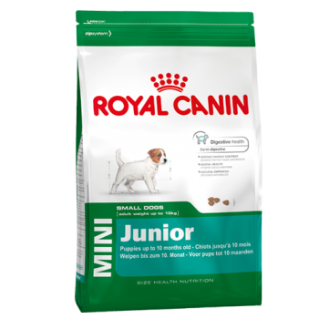 2 x Royal Canin Mini Junior 8 kg