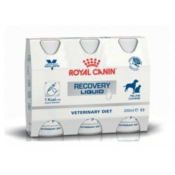Royal Canin Recovery Lichid 3 x 200 ml