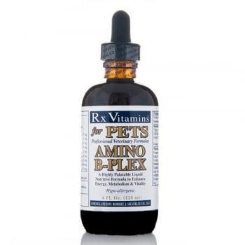 Supliment Nutritiv Rx Vitamins Amino B-Plex 120 ml