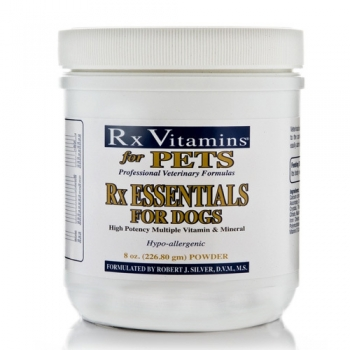 Rx Vitamins Essentials Canine, 226.8 g Pulbere