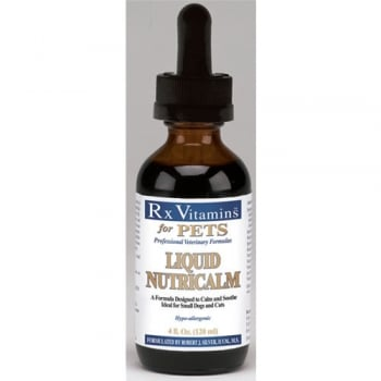 Supliment Nutritiv Rx Vitamins NutriCalm  120 ml