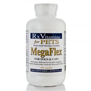 Supliment Nutritiv Rx Vitamins MegaFlex 600 tablete
