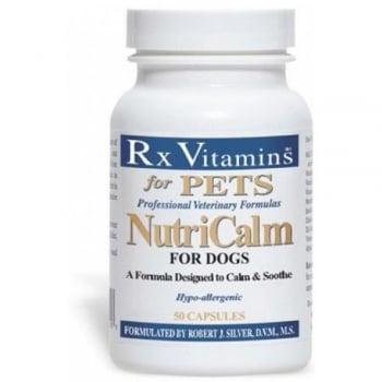 Supliment Nutritiv Rx Vitamins NutriCalm 50 tablete