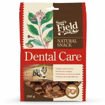 Sam's Field Natural Snack Dental Care, 200 g