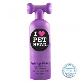Pet Head Feeling Flaky 475 ml