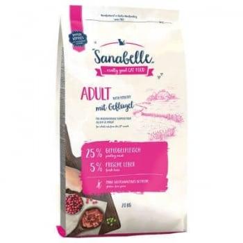 Sanabelle Adult cu Pui, 10 kg