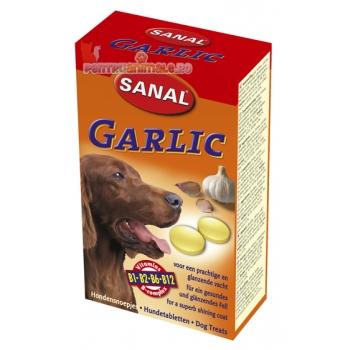 Sanal Dog Usturoi, 100 g