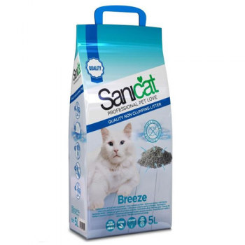 Asternut Igienic Sanicat Breeze 5 litri