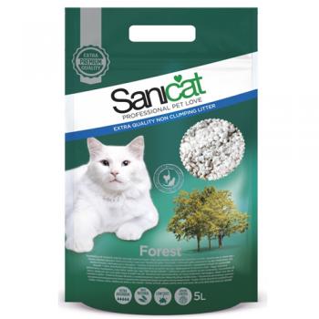 Asternut Igienic Sanicat Forest 5 litri