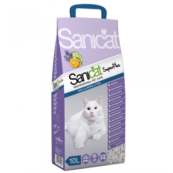 Nisip Sanicat Super Plus, 5 L