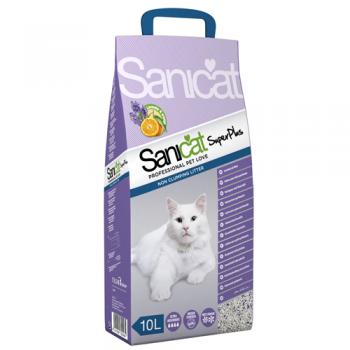 Pachet 4 x Nisip Sanicat Super Plus, 5 L