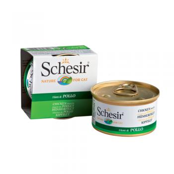 Schesir Cat Conserva Pui File 85 g