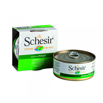 Schesir Dog Pui fillet 150 g