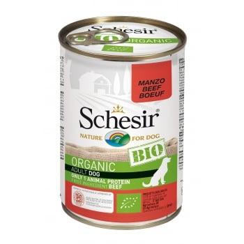 Schesir Dog Bio Adult cu Vita, 400 g imagine