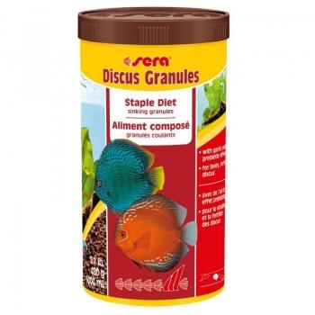 Hrana Granulata pentru Pesti Sera Discus 1000 ml