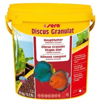 Hrana Granulata pentru Pesti Sera Discus 4.2 Kg