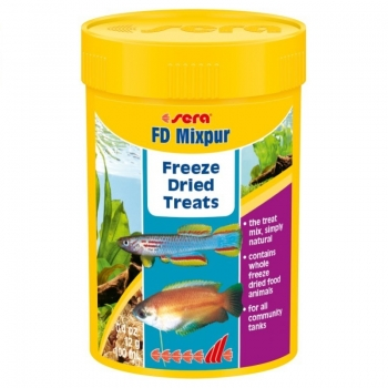 Hrana pentru Pesti Sera FD Mixpur 100 ml