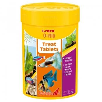 Hrana pentru Pesti Sera O-nip 100 Tablete