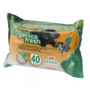 Servetele Umede Genico Fresh Green Tea 40 bucati