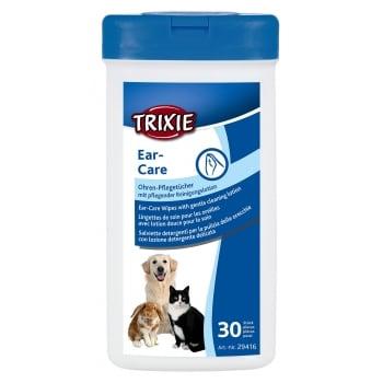 Servetele Umede Pentru Urechi Trixie, 30 Buc Cu Aloe Vera 29416 imagine