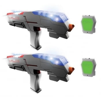 Set 2 Pistoale Laser X Double