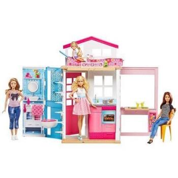 Set De Joaca Casa Lui Barbie