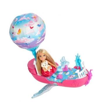 Set Barbie Gama Printese Balonul Fermecat