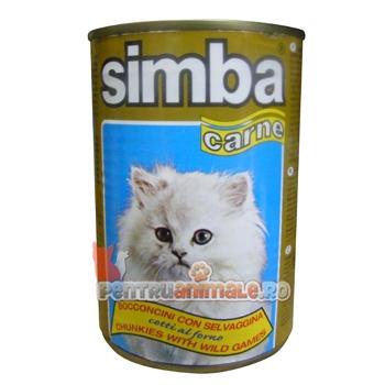 Simba Cat cu Vanat 415 g