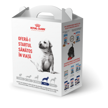 Trial Kit Royal Canin Puppy Maxi