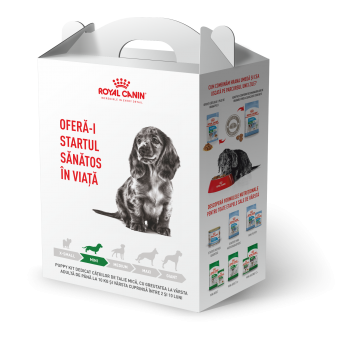 Trial Kit Royal Canin Puppy Mini