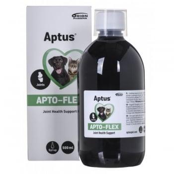 Sirop pentru Caini si Pisici Apto Flex Vet, 500 ml