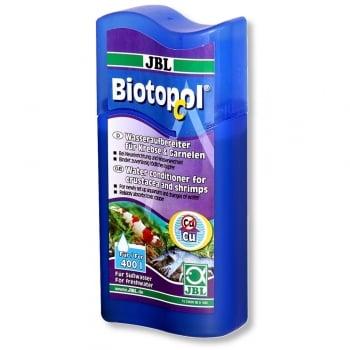 Solutie acvariu JBL Biotopol C, 100 ml