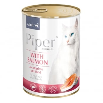 Piper Cat Adult cu Somon, 400 g